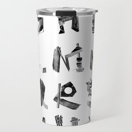 Avalanche ABC Travel Mug