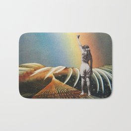 My brother is coming back home Bath Mat