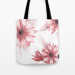 Watercolor Gerbera VII Tote Bag