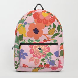 Sweet florals Backpack