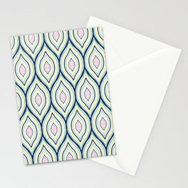 Ogee Feathers Stationery Cards