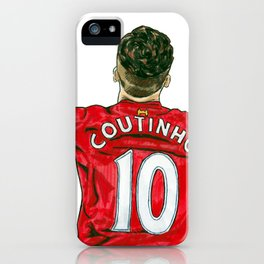 Coutinho iPhone Case