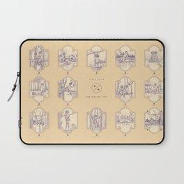 Endangered Love - Sloth Sutra Laptop Sleeve