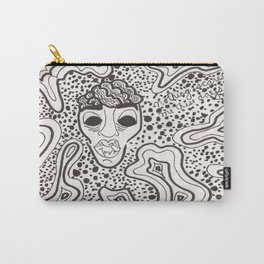 Nothing Scares Me These Days Carry-All Pouch