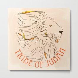 Judah Metal Print