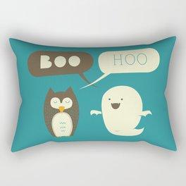 Boo Hoo Rectangular Pillow