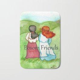 Bosom Friends Anne oF Green Gables Bath Mat