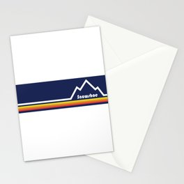 Snowshoe Mountain, West Virginia Stationery Cards