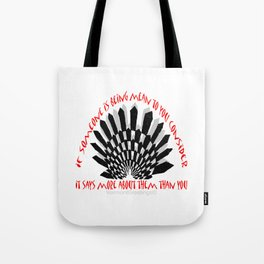 Prevent Bullying- A VermontGreetings Illustration Tote Bag