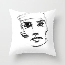 him #2 Throw Pillow