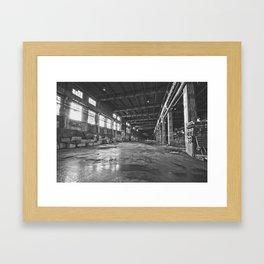 Afflicted Light Framed Art Print