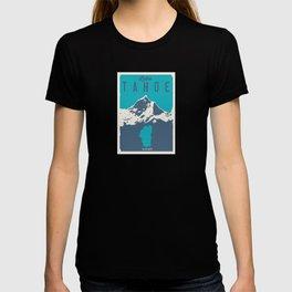 Lake Tahoe. T-shirt
