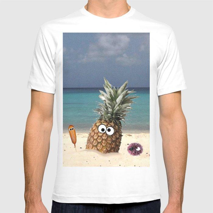 20e113be4c45 Life's A Beach. T-shirt by staycorny | Society6