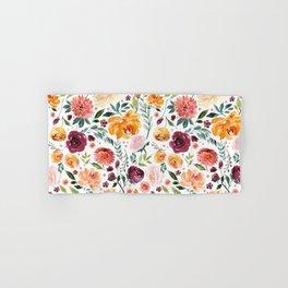 Spring Garden Hand & Bath Towel