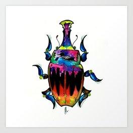Minnesota Bug Art Print