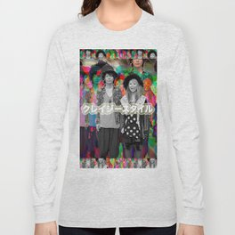 Crazy-Style Long Sleeve T-shirt