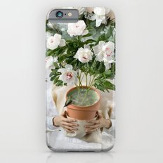 Peony Tree Slim Case iPhone 6s