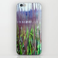 weed iPhone & iPod Skins featuring weed by jmdphoto