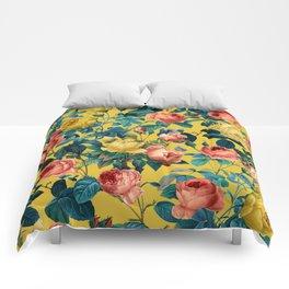 Summer Botanical Garden X Comforters