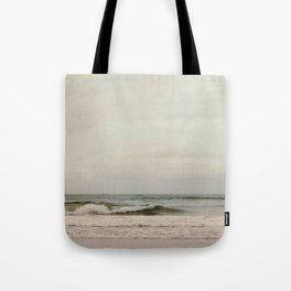 Cloudy Daydreaming by the Sea Tote Bag