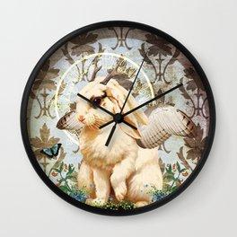 Cutie Dew Wall Clock