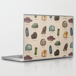 Gems and Minerals Laptop & iPad Skin