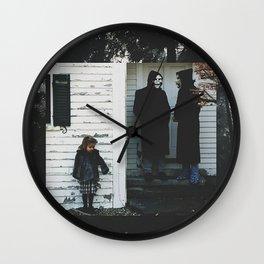 Brand New Band Edit Wall Clock