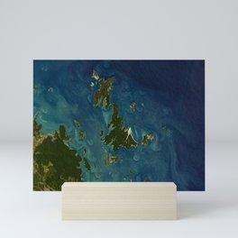Whitsunday Islands, Queensland Mini Art Print