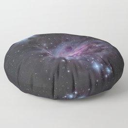 Orion Nebula Floor Pillow