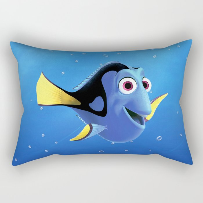 Finding Dory Rectangular Pillow