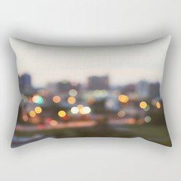 Gulf Coast Evening Rectangular Pillow