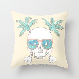 Dead of Summer Throw Pillow