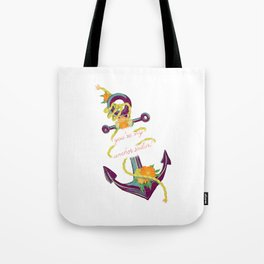 You're My Anchor Tote Bag