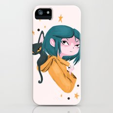 Twitchy, Witchy Girl iPhone SE Slim Case