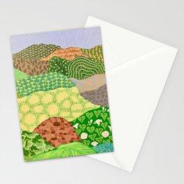 Third Garden Stationery Cards