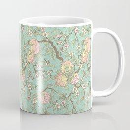 Peaches and Blossoms Coffee Mug