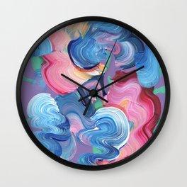 Abstraction #3 Wall Clock