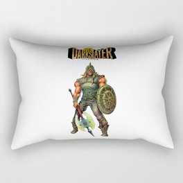 The Darkslayer  Rectangular Pillow