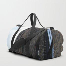 Black Brick Duffle Bag