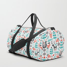 Hygge Holiday Duffle Bag