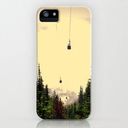 Go west young man iPhone Case