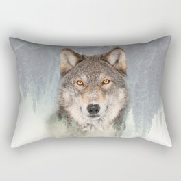 The Watchman Rectangular Pillow