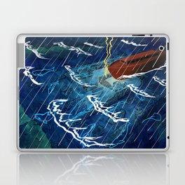 First Judgement (Noah's Ark)  Laptop & iPad Skin