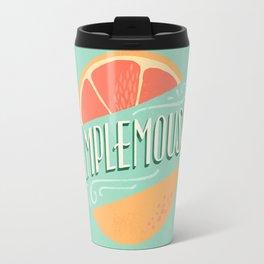 Pamplemousse (Grapefruit) Travel Mug