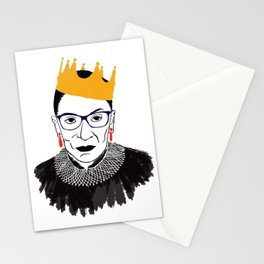 Like a boss Stationery Cards