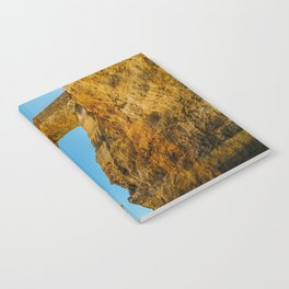Stone Bridge Over Rock Formations In Lagos, Wall Art Print, Landscape Art, Poster Decor, Large Print Notebook