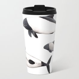 Commerson´s dolphins Travel Mug