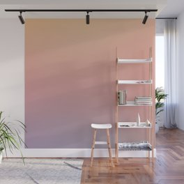 AFTER THOUGHTS - Minimal Plain Soft Mood Color Blend Prints Wall Mural