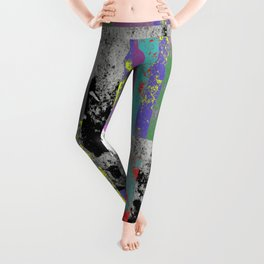 Textured Exclusion I Leggings