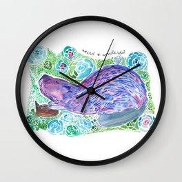 Wierd & Wonderful Wall Clock